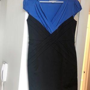 Vero Moda black silk dress size S-M
